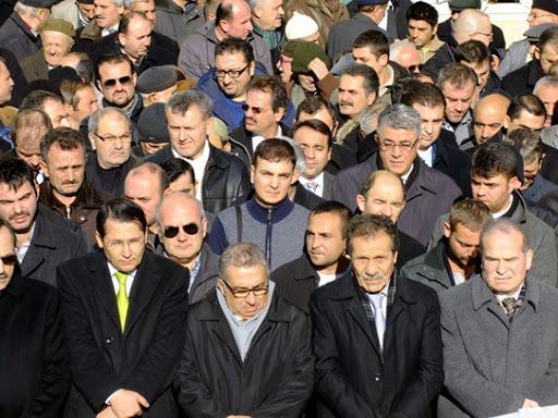 Hacı Kemal Sandıkçı vefat etti
