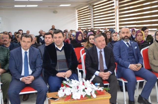 Bafra Ak Parti Dayanışma Toplantısı