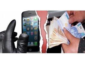 BAFRA'DA BİR KİŞİ TELEFON İLE DOLANDIRILDI