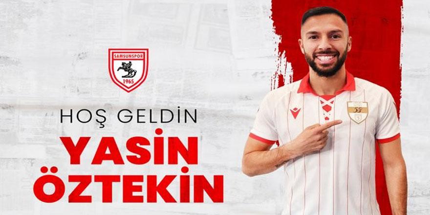 Samsunspor'a Süper ligden star