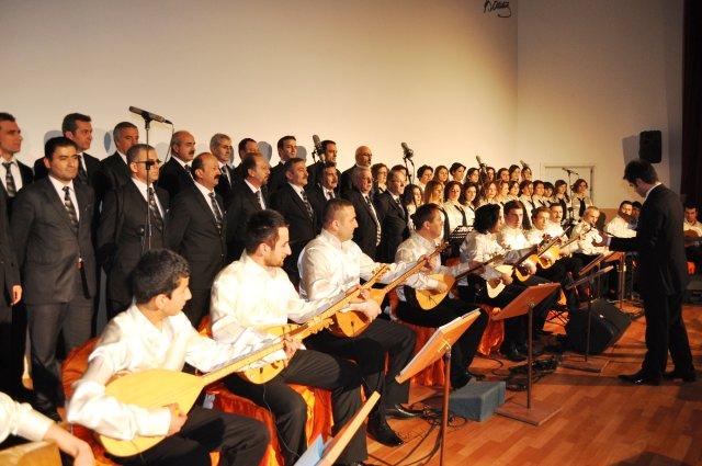 Bafra'da Neşet Ertaş'ı Anma Konseri
