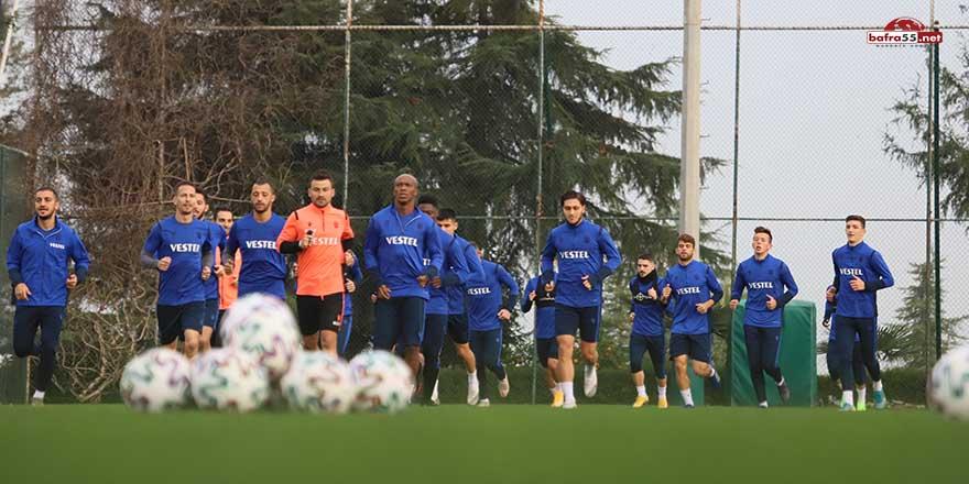 Trabzonspor'da gol sorunu