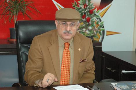 Bafra'da Milletvekili ahmet Yeni'den Ziyaret