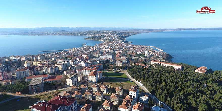 Sinop'ta 2020 yılında 687 kişi vefat etti