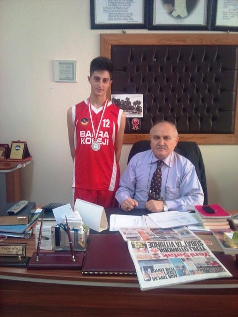 Atatürk Koşusunda Bafra Kolejinin Gururu Oldu