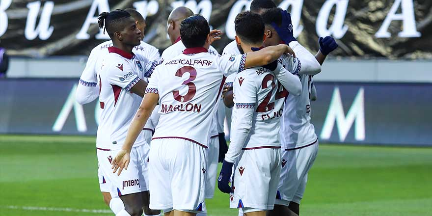 Gençlerbirliği: 0 - Trabzonspor: 1 (İlk yarı)