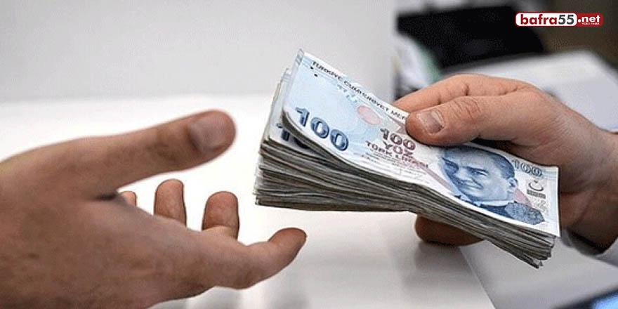 Bafra'da girdikleri evden bir miktar para çaldıktan sonra kaçtılar!