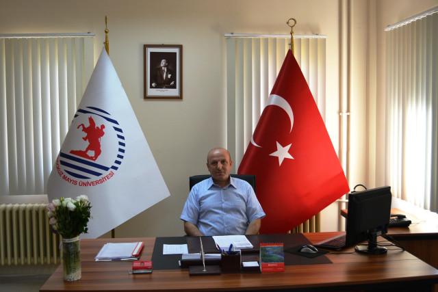 Yüksek Okul Müdürlüğüne Prof. Dr. Hüseyin DEMİR Atandı
