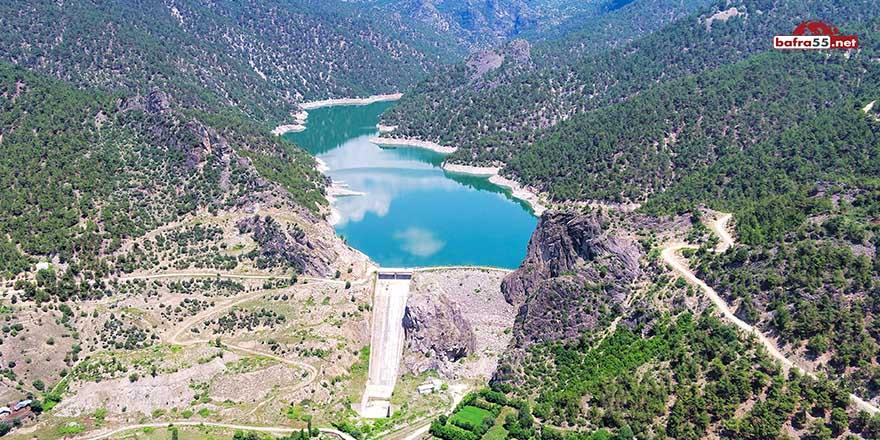 DSİ son 18 yılda Sinop'a 5 baraj ve 4 adet içme suyu tesisi kazandırdı