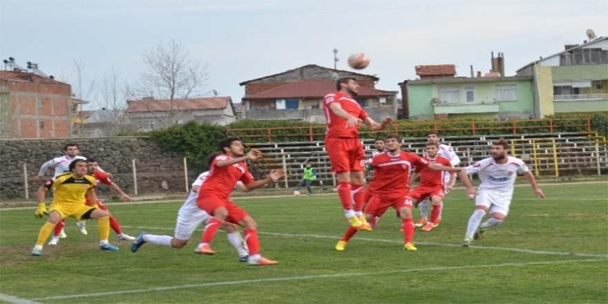 1930 Bafraspor ilk yenilgisini aldı