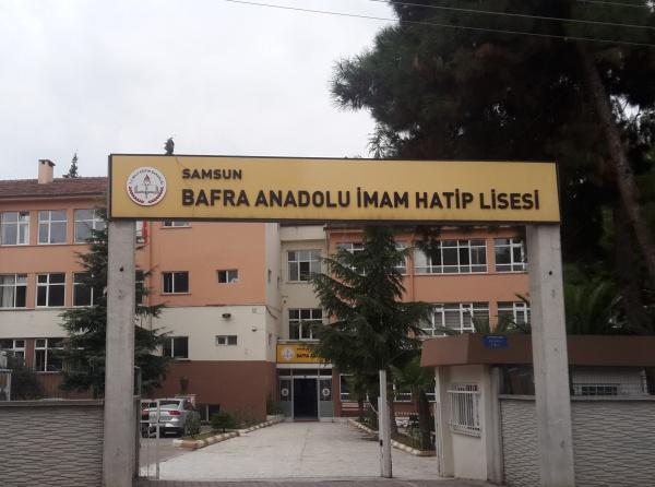 Bilgi Yarışmasında Bafra Anadolu İmam-Hatip Lisesi 1.oldu.