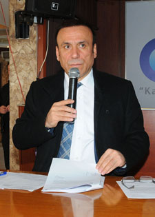CANİK'TE 2013'ÜN İLK MECLİS TOPLANTISI