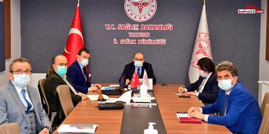 Trabzon'da 68 yerleşimde karantina uygulanıyor