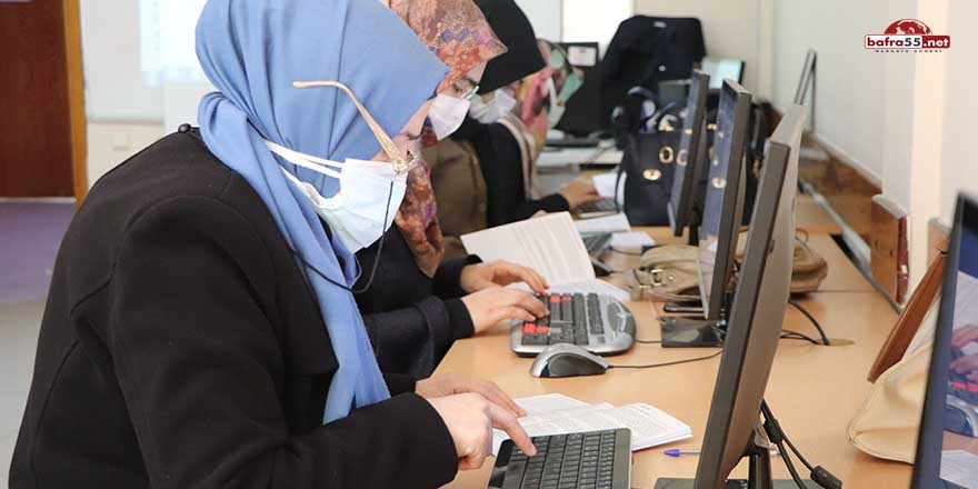 Dijital dolandırıcılığa karşı kadınlar bu kursla tedbir alıyor
