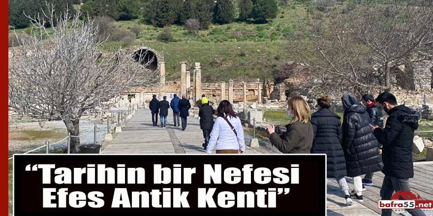 """""""Tarihin bir Nefesi Efes Antik Kenti"""""""