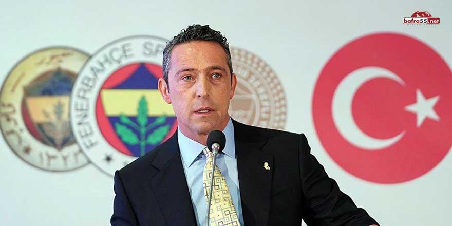 Ali Koç'tan Trabzonspor'un kalecisine tebrik