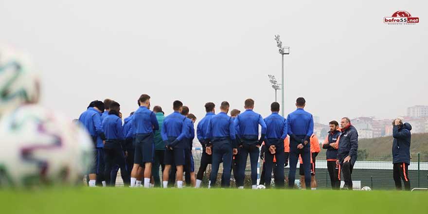 Trabzonspor seriyi bitirdi