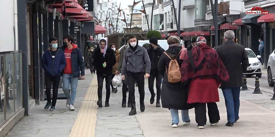 Sinop'ta pandemi komşuluğu öğretti