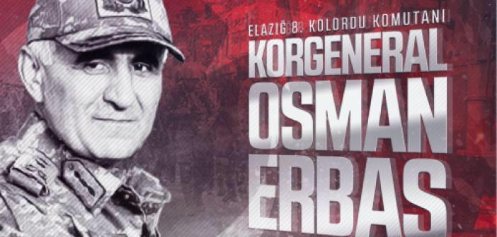 8. Kolordu Komutanı Korgeneral Osman Erbaş şehit oldu