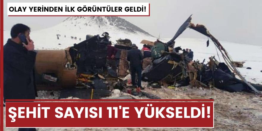 Bitlis'te şehit sayısı 11'e yükseldi!