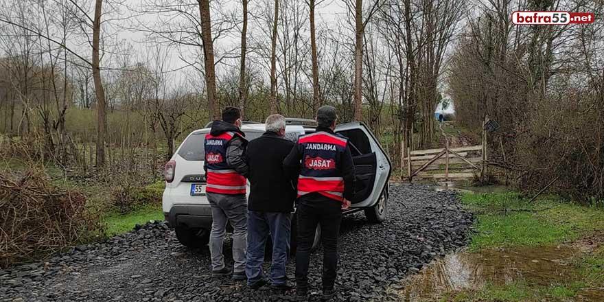 Samsun'da hapis cezası bulunan 3 kişi yakalandı!