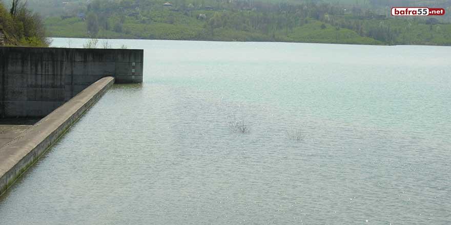 Çakmak Barajı'nda su seviyesi yüzde 57'ye yükseldi
