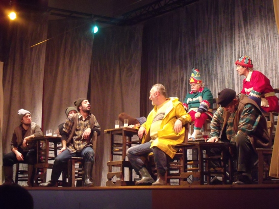 Ankara Ekin Tiyatrosu Geldi Geçti