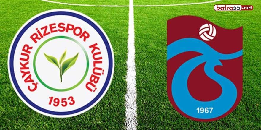 Trabzonspor, Karadeniz derbisini kazanmak istiyor