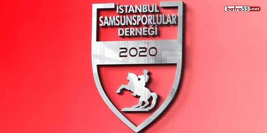 İstanbul Samsunsporlular Derneği'nden 'pes etmeme' çağrısı