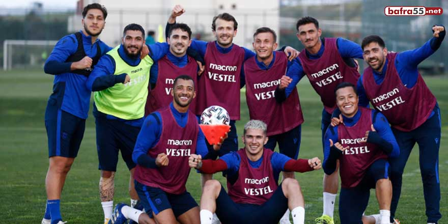 Trabzonspor ellili puanı aşmak istiyor