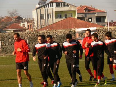 Bafra Spor hazırlıklarını tamamladı