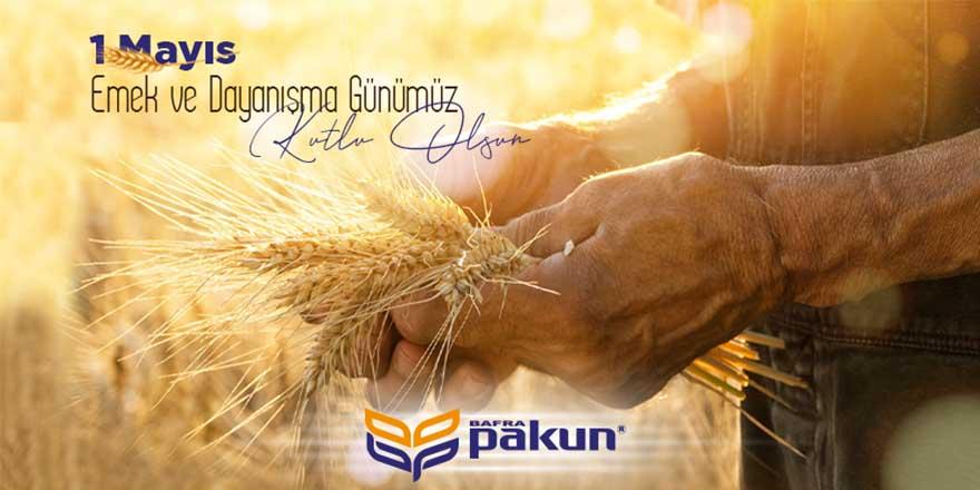 PAKUN'dan 1 Mayıs mesajı