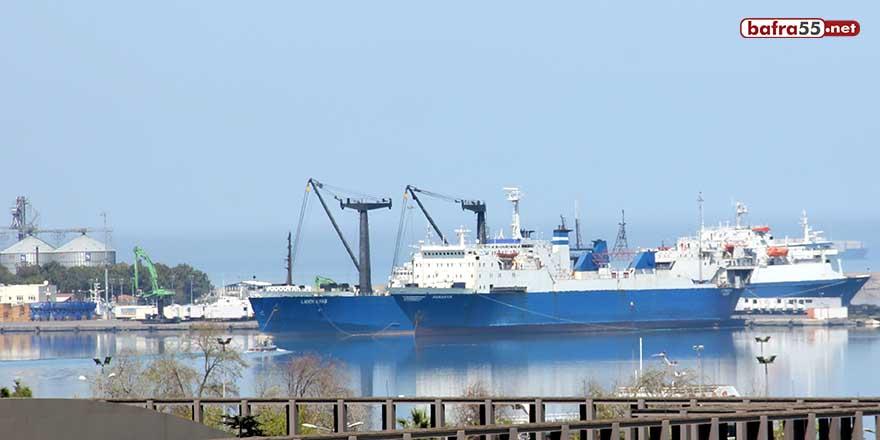 Samsun'un ihracatı yüzde 100,5 arttı