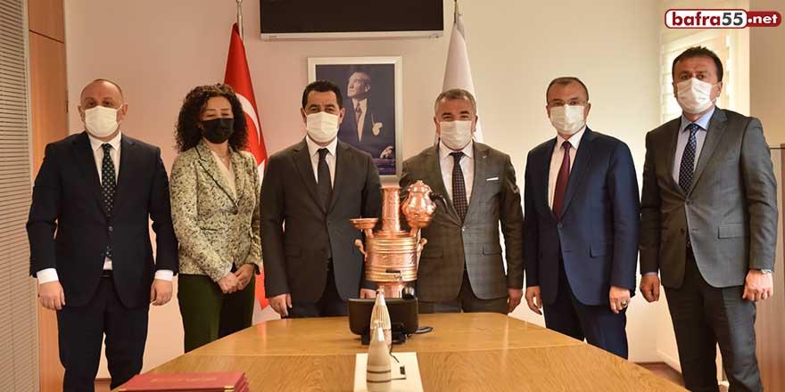 """Başkan Özdemir: """"Havzamıza hayırlı olsun..."""""""