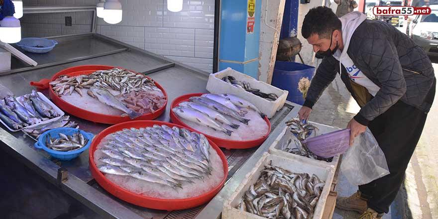 Sinop'ta kısıtlamada balıkçılar zor durumda