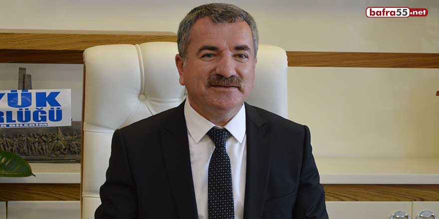 Havza Belediye Başkanı Özdemir'den Kadir Gecesi mesajı