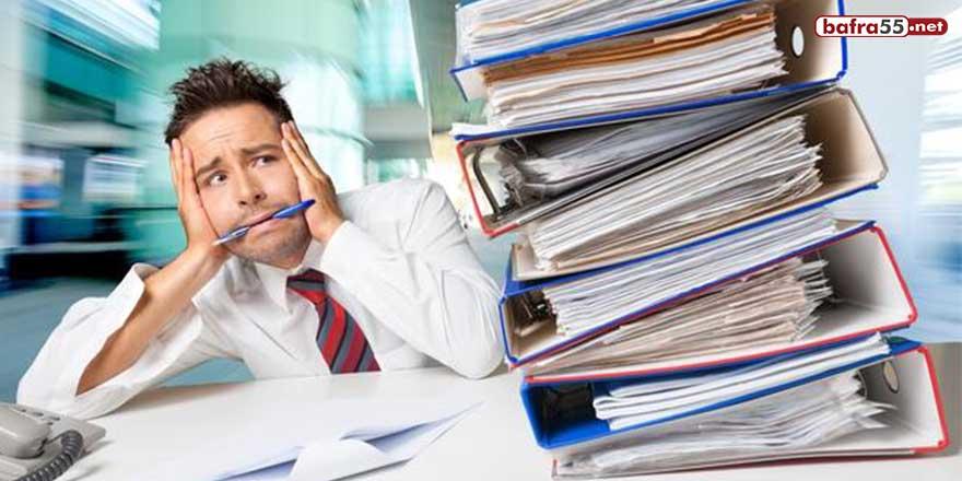 İş stresini yenmek için hayır demeyi öğrenin
