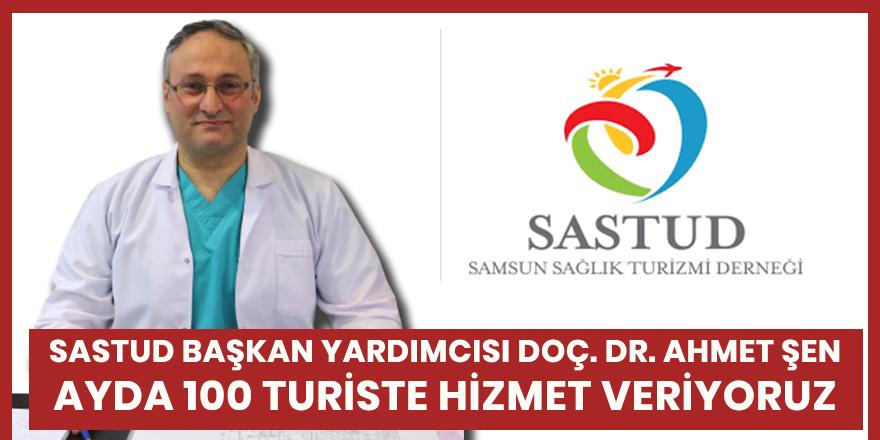 Samsun Sağlık Turizmi Derneği Sağlık Turizmini canlandırmak için start verdi