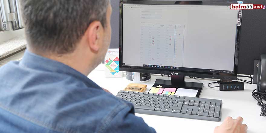 Atakum Belediyesi'nde e-randevu ile verimli hizmet