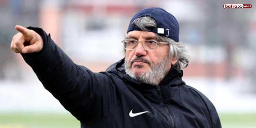 Trabzonlu teknik direktörün sağlık durumu ciddiyetini koruyor