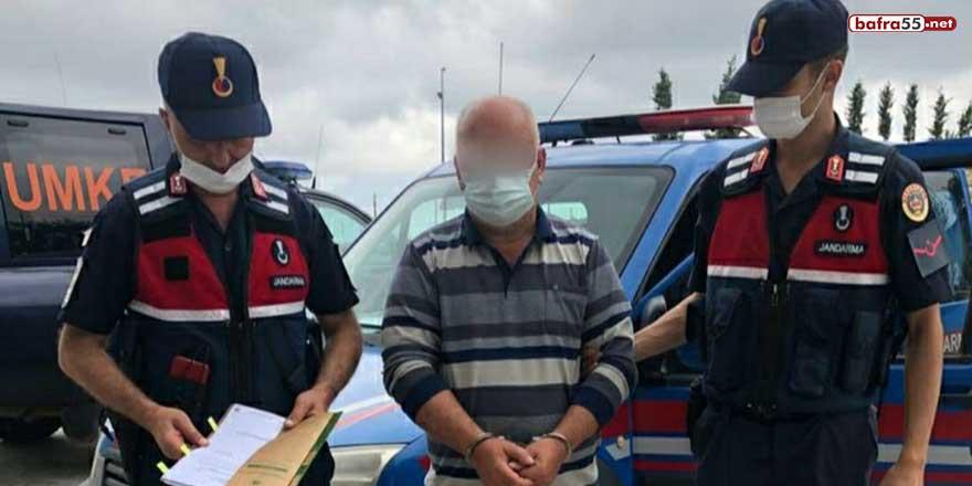 Uyuşturucu ticaretinden 6 yıl 8 ay hapis cezası bulanan şahıs yakalandı