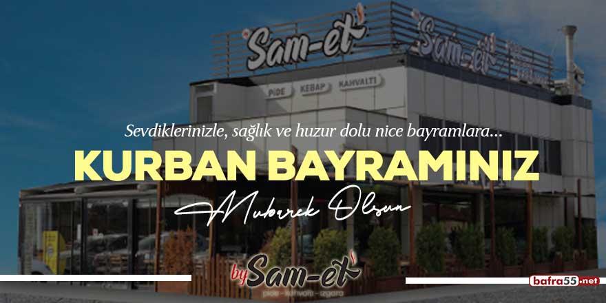 By Samet Restoran'dan Kurban Bayramı tebriği