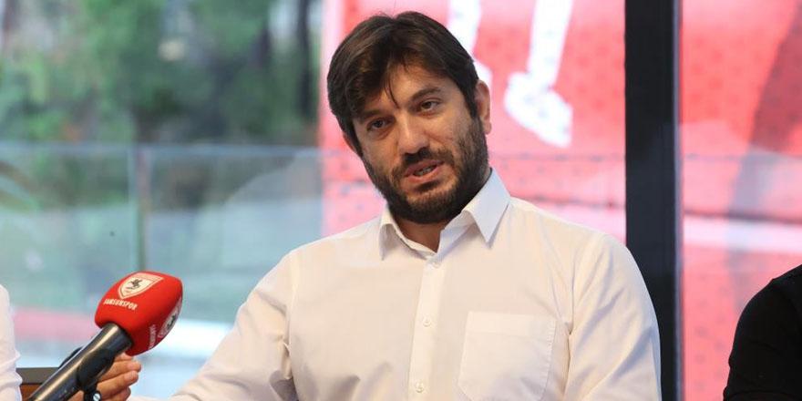 Djedje Samsunspor'dan ayrılmak istiyor