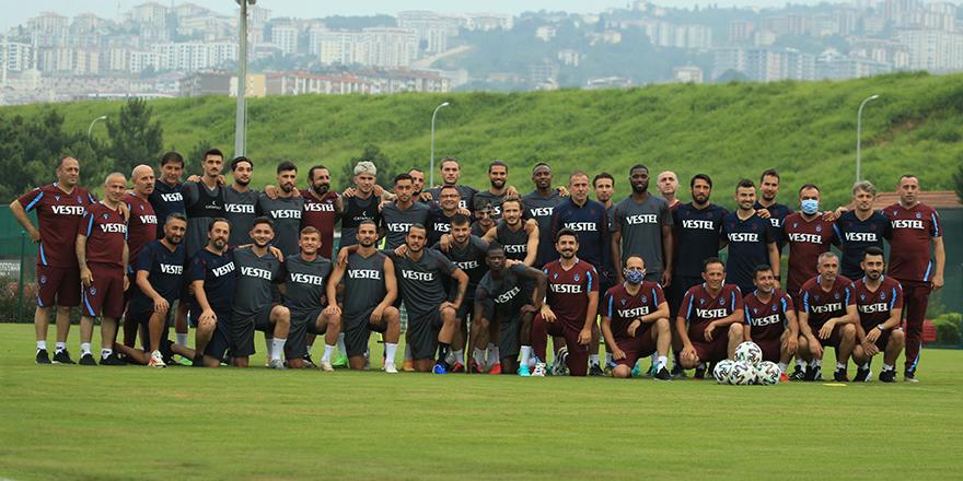 Trabzonspor, kampta dördüncü hazırlık maçını Kasımpaşa ile yapacak