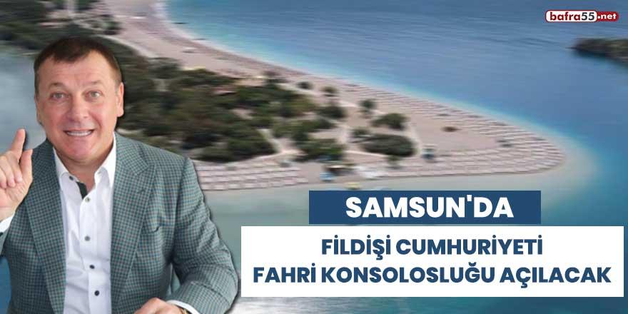 Samsun'da Fildişi Cumhuriyeti Fahri Konsolosluğu açılacak