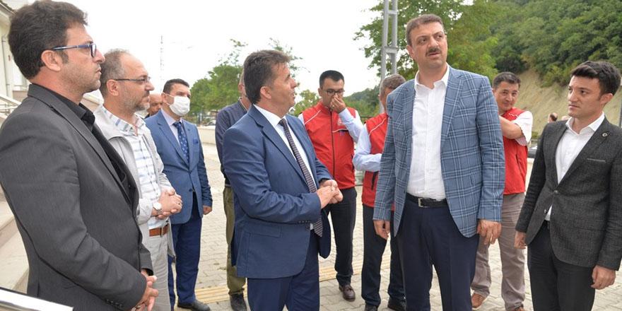 Bakan Yardımcısı Aksu'dan Türkeli'ye  'KYK' sözü