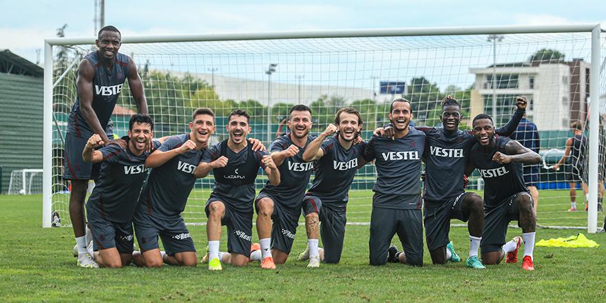 Trabzonspor bu sezon rekora koşuyor