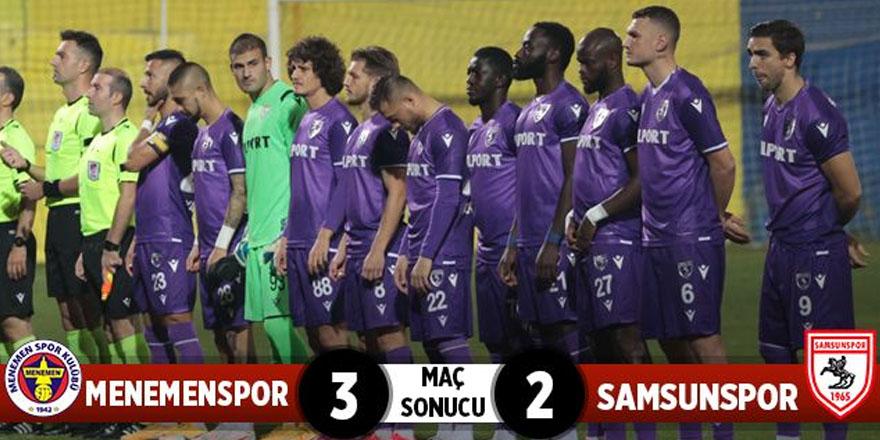 Samsunspor'da umutlar tükeniyor
