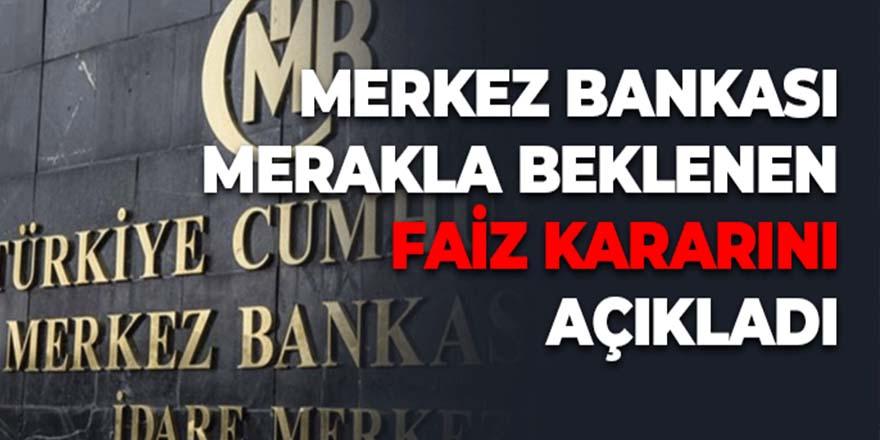 Son dakika: Merkez Bankası'ndan sürpriz faiz kararı! Dolar ve Altın kaç TL oldu?