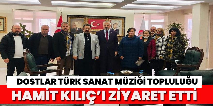 Dostlar Türk Sanat Müziği Topluluğu çalışmalarına başladı